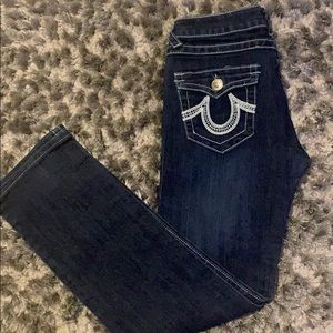 True Religion Jeans, Like new, Size 28